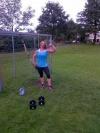 Girl with muscle - Saskia Salemink