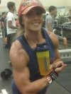 Girl with muscle - Kelly