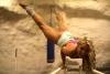 Girl with muscle - Eveliina Tistelgren