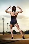 Girl with muscle - Agnieszka Urbaniak