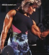 Girl with muscle - Sally Gomez