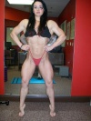 Girl with muscle - Hayley McNeff
