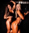 Girl with muscle - Oksana Grishina, Larissa Reis