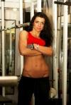 Girl with muscle - Marika Matesovich