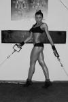 Girl with muscle - Oxana