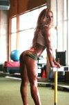 Girl with muscle - Hope Trask