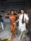 Girl with muscle - Natalia Bystrova