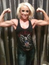 Girl with muscle - Jacklyn Abrams