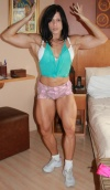 Girl with muscle - Selma Labat