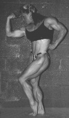 Girl with muscle - Yvonne McCoy