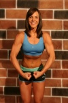 Girl with muscle - Malorye Waite