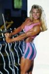 Girl with muscle - Carey Hensley