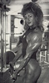 Girl with muscle - Terise Anderson