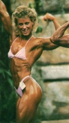 Girl with muscle - Valerie Basilone
