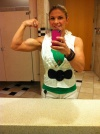 Girl with muscle - Tiffany Nelson