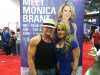 Girl with muscle - Amanda Folstad, Monica Brant  (hint: the one in bl