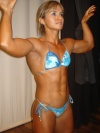 Girl with muscle - Raquel Rodrigues