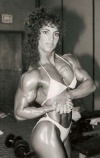 Girl with muscle - Cathey Palyo