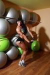 Girl with muscle - Maria Kuzmina - Bulatova