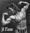 Girl with muscle - Jill O'Connor