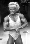 Girl with muscle - Judy Moshkosky
