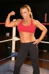 Girl with muscle - Jennifer Thomas