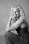 Girl with muscle - Ingrid Marcum
