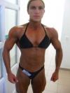 Girl with muscle - Petra Szebeni