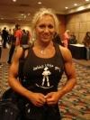 Girl with muscle - Nicole Berg