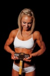 Girl with muscle - Ingvild