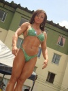 Girl with muscle - Patricia Correa