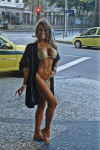 Girl with muscle - Patricia Spezia