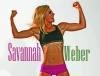 Girl with muscle - Savannah Weber