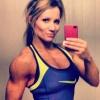 Girl with muscle - Lene Hansen
