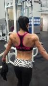 Girl with muscle - Jayla Miller-McDermott
