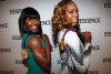 Girl with muscle - Carmelita Jeter/Sanya Richards-Ross
