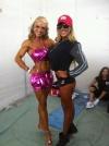 Girl with muscle - Lorena Inarra (L) - Melu Lemus (R)