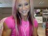 Girl with muscle - Amanda Folstad