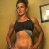 Girl with muscle - Rachel
