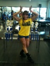 Girl with muscle - Auren Malvestiti