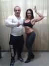 Girl with muscle - Cyntia Lyrios