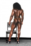 Girl with muscle - Th-resa Bostick