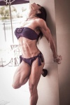 Girl with muscle - Karla Rodriguez