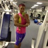 Girl with muscle - sheena
