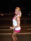 Girl with muscle - Melinda szabo