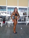 Girl with muscle - Isabella Oliveira