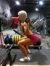 Girl with muscle - Katerina Vargina