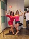 Girl with muscle - Cyntia Lyrios / Cinara Polido