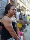 Girl with muscle - Anna Mikhaylenko