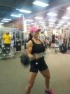 Girl with muscle - Kim Milani